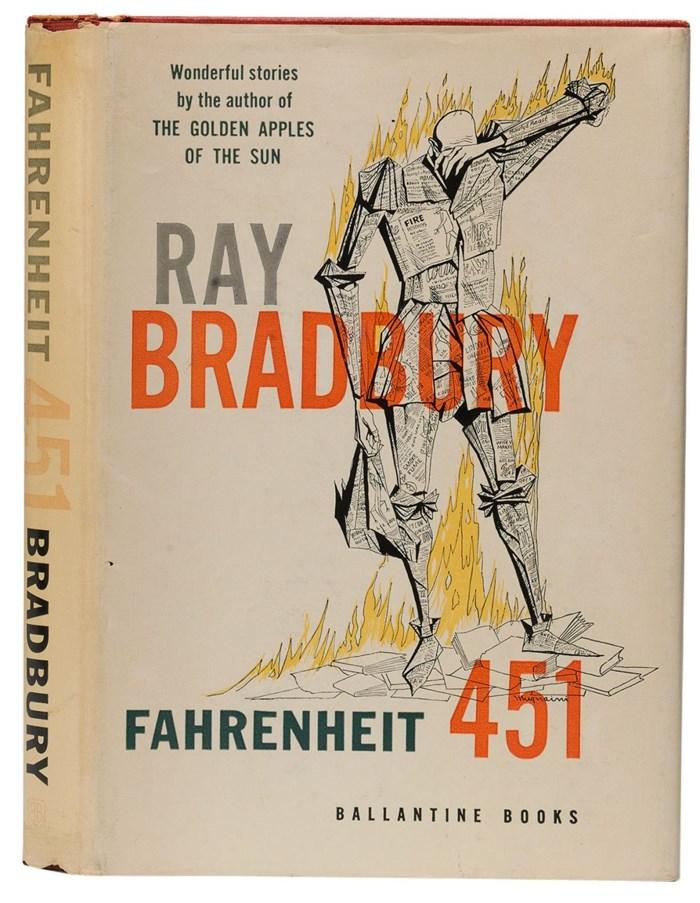 رمان فارنهایت 451