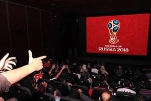 بلیتهای بازی ایران اسپانیا در سینماها فروخته شد