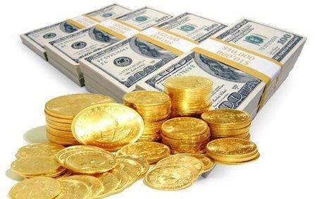 سقوط قیمت طلا و ارز به زودی!!