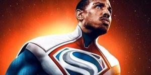 حضور سوپرمن سیاهپوست در یک سریال