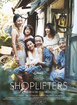 نقد و بررسی فیلم «دزدان فروشگاه» (Shoplifters)