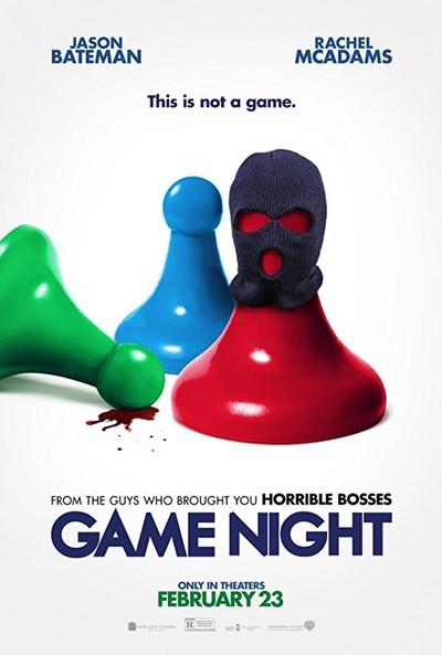 نقد و بررسی فیلم «شب بازی» (Game Night)