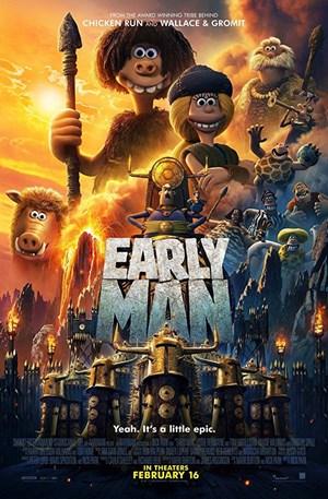 نقد و بررسی انیمیشن «انسان اولیه» (Early Man)