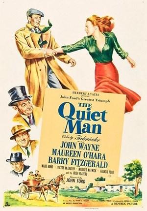 نقد و بررسی فیلم The Quiet Man (مرد آرام)