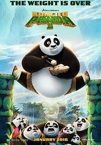 نقد و بررسی انیمیشن Kung Fu Panda 3 (پاندا کونگفو کار ۳)