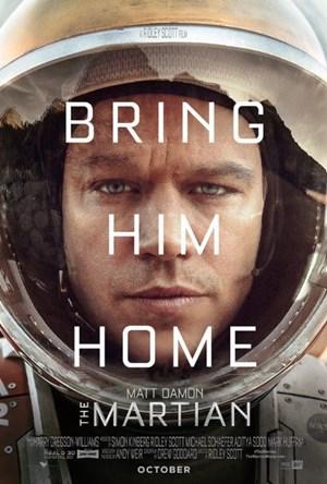 نقد و بررسی فیلم مریخی( The Martian )