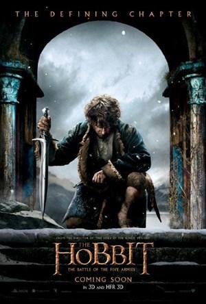 نقد و بررسی فیلم هابیت : نبرد 5 سپاه ( The Hobbit: The Battle of the Five Armies )