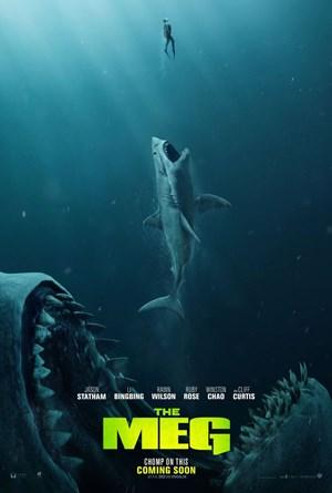 نقد و بررسی فیلم مگ (The Meg)