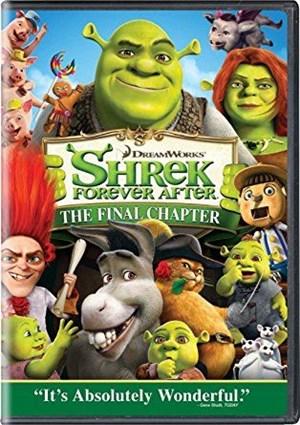 نقد و بررسی فیلم Shrek Forever After