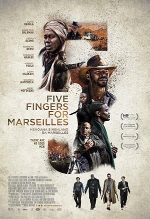 پنج انگشت برای مارسیز (Five Fingers For Marseilles)