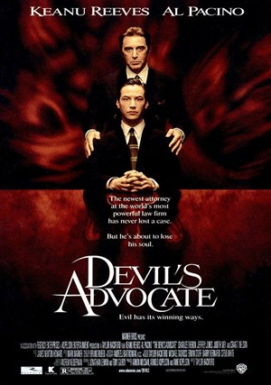 نقد فیلم وکیل مدافع شیطان