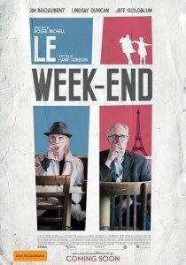قد و بررسی فیلم آخر هفته (Le Week-End)