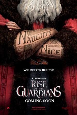 نقد و بررسی فیلم ظهور نگهبانان (Rise Of The Guardians)