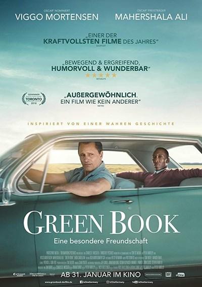 نقد فیلم کتاب سبز (Green Book)