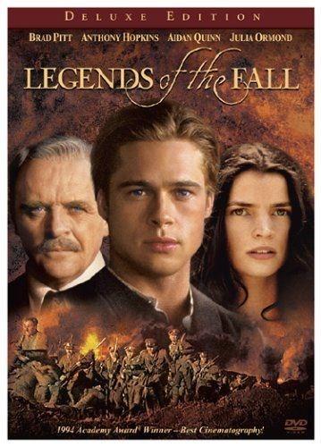 نقد و بررسی فیلم افسانه های خزان (Legends Of The Fall)
