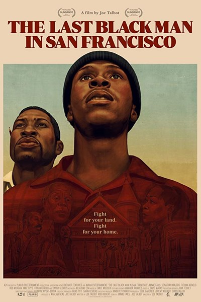 نقد و بررسی فیلم آخرین مرد سیاه در سانفرانسیسکو