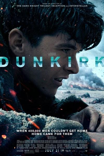 نقد و بررسی فیلم Dunkirk-2017