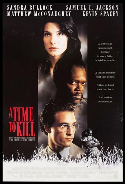 زمانی برای کشتن