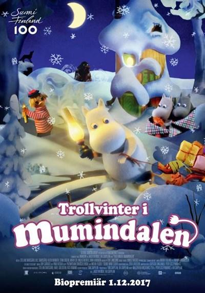 دانلود انیمیشن مومین ها و سرزمین عجایب زمستانی