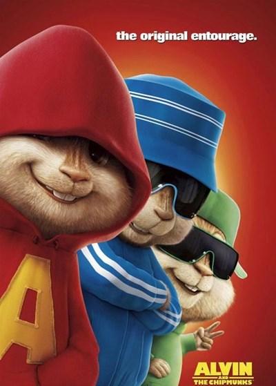 دانلود انیمیشن آلوین و سنجاب ها