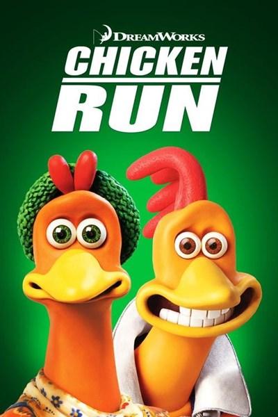 دانلود انیمیشن فرار مرغی