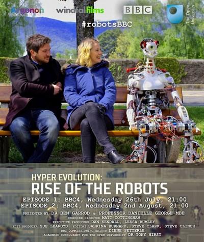 دانلود مستند فرافرگشت: خیزش ربات ها