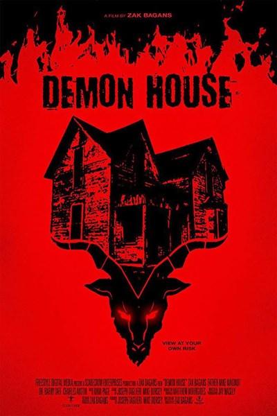 دانلود مستند خانه شیطان