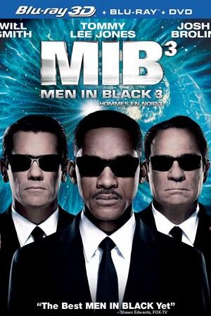 مردان سیاه پوش 3