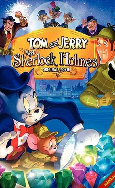 تام و جری در ملاقات با شرلوک هولمز