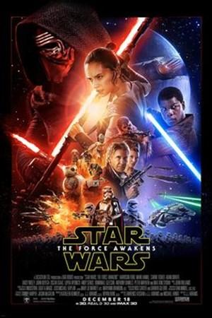 جنگ ستارگان اپیزود هفتم: نیرو برمی خیزد