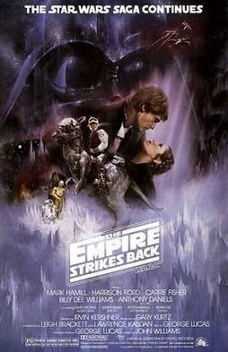 جنگ ستارگان اپیزود پنجم: امپراتوری ضربه می زند