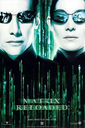 ماتریکس: بارگذاری مجدد(The Matrix Reloaded)