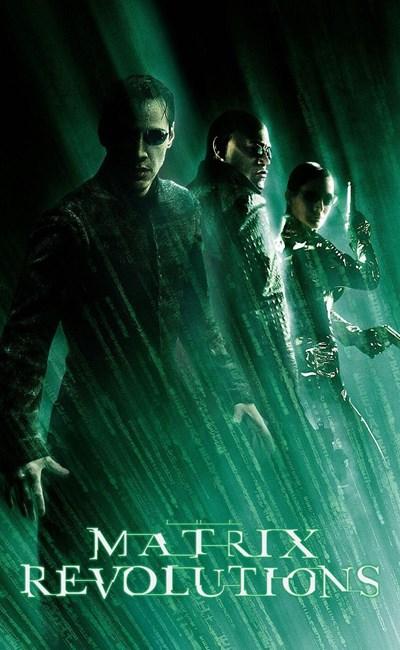 انقلاب های ماتریکس(The Matrix Revolutions)
