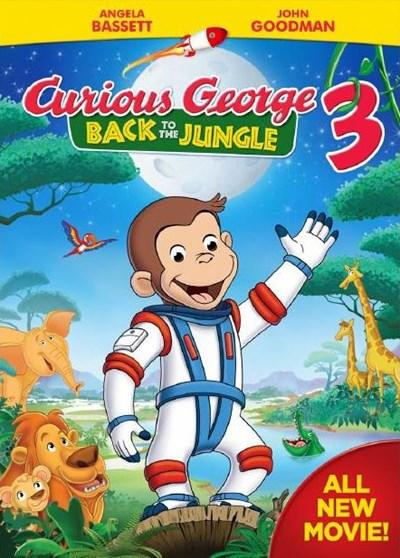 دانلود انیمیشن جرج کنجکاو 3