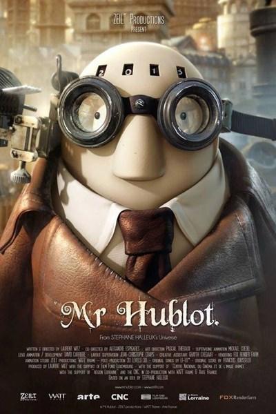 دانلود انیمیشن آقای هابلون