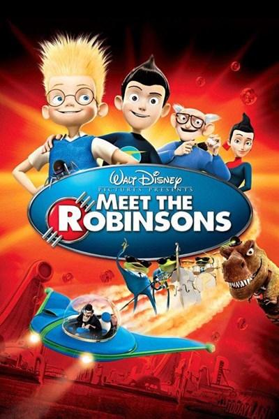 دانلود انیمیشن ملاقات با رابینسون ها