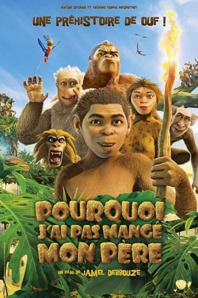 دانلود انیمیشن قلمرو حیوانی: بزن بریم میمون