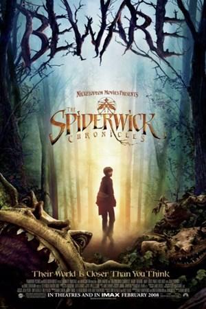ماجراهای اسپایدرویک(The Spiderwick Chronicles)