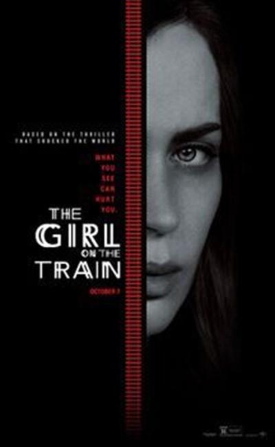 دختری در قطار
