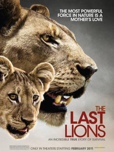 دانلود مستند آخرین شیرها