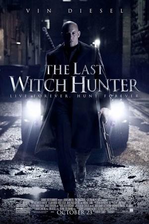 آخرین شکارچی جادوگر