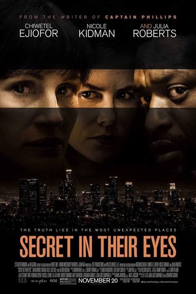 راز در چشمانشان
