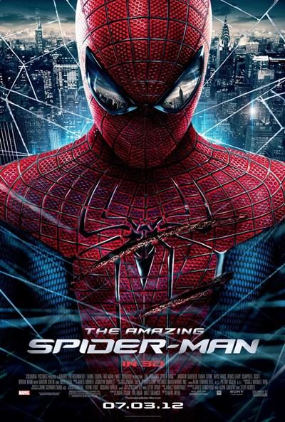 مرد عنکبوتی شگفت انگیز