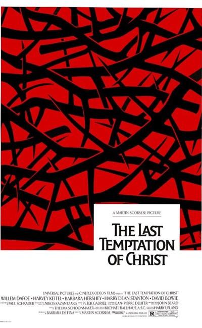 آخرین وسوسه مسیح
