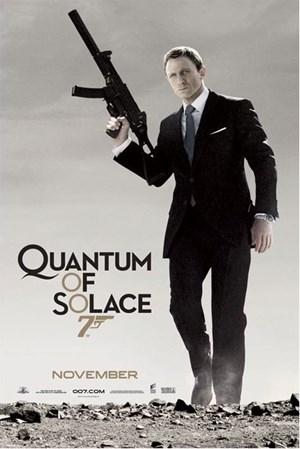 ذره ای آرامش(Quantum of Solace)