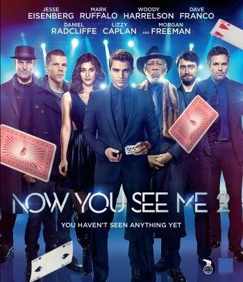 حالا منو میبینی 2 (Now You See Me 2)