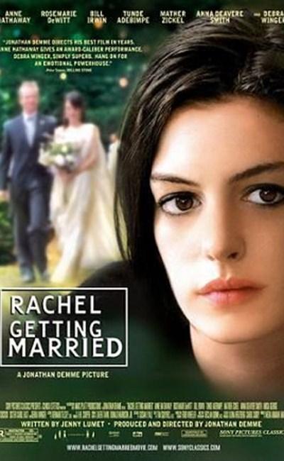 ریچل ازدواج می کند