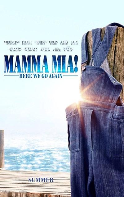 ماما میا دوباره شروع کنیم
