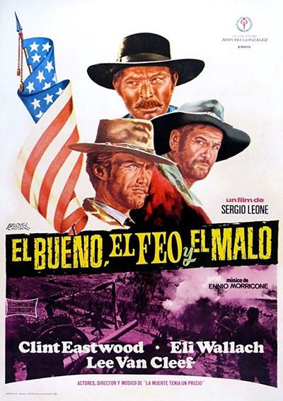 خوب، بد زشت (1966)