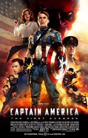 کاپیتان آمریکا نخستین انتقامجو